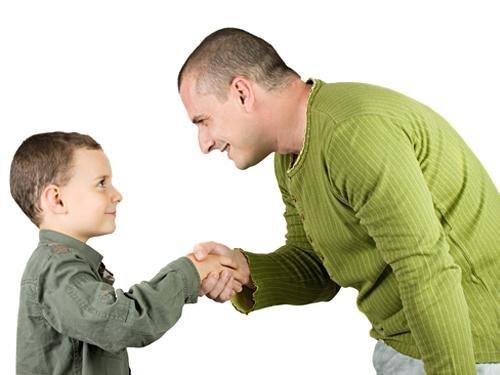 как добиться уважения взрослого сына