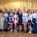 Захід на честь стап'ятдесятиріччя найвидатнішої письменниці України
